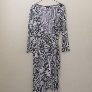 BCBGMaxazria Wrap Dress NWOT
